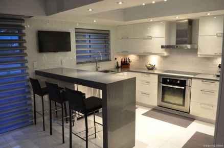 24 Small Modern Kitchen Design Ideas