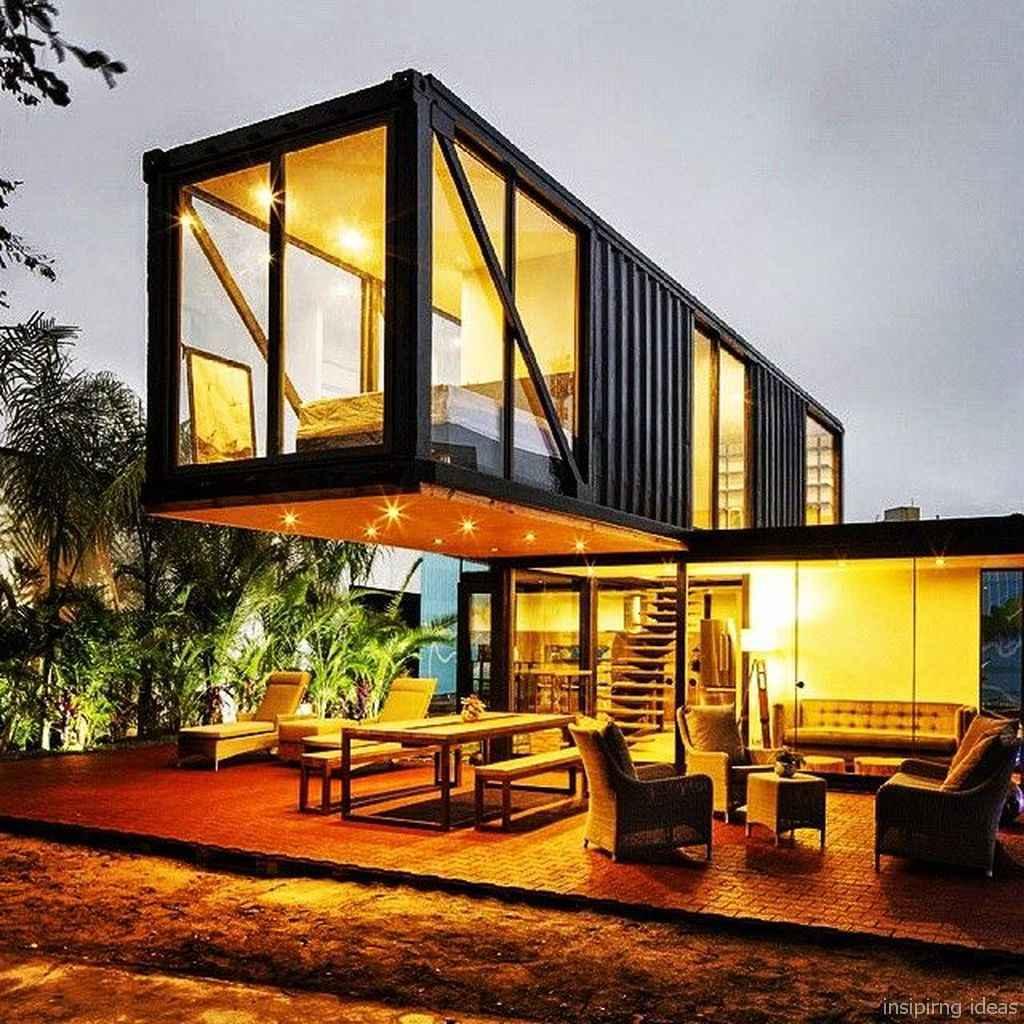 25 Genius Container House Design Ideas