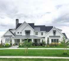 25 Modern Small Farmhouse Exterior Design Ideas