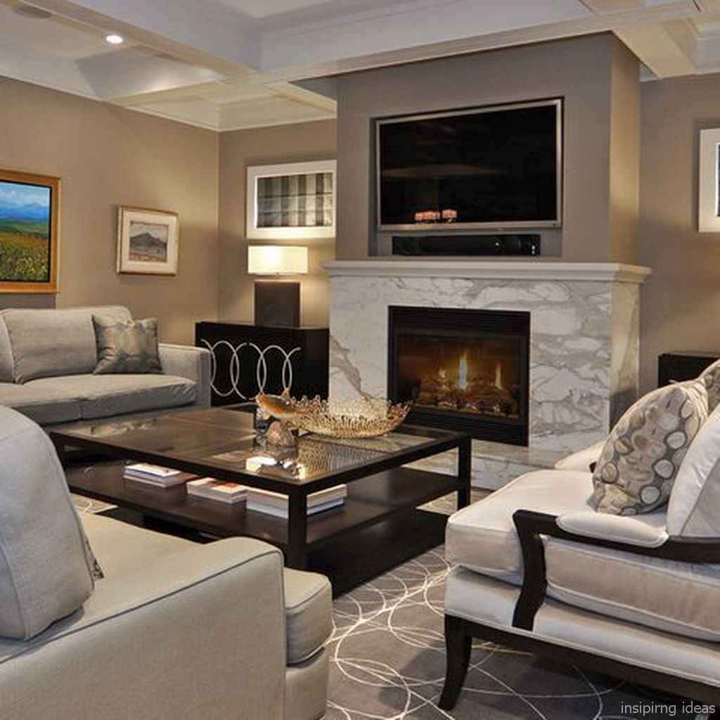 27 Cheap Modern Apartment Living Room Decorating Ideas