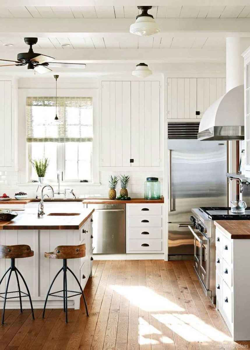 27 Modern Farmhouse Kitchen Remodel Ideas