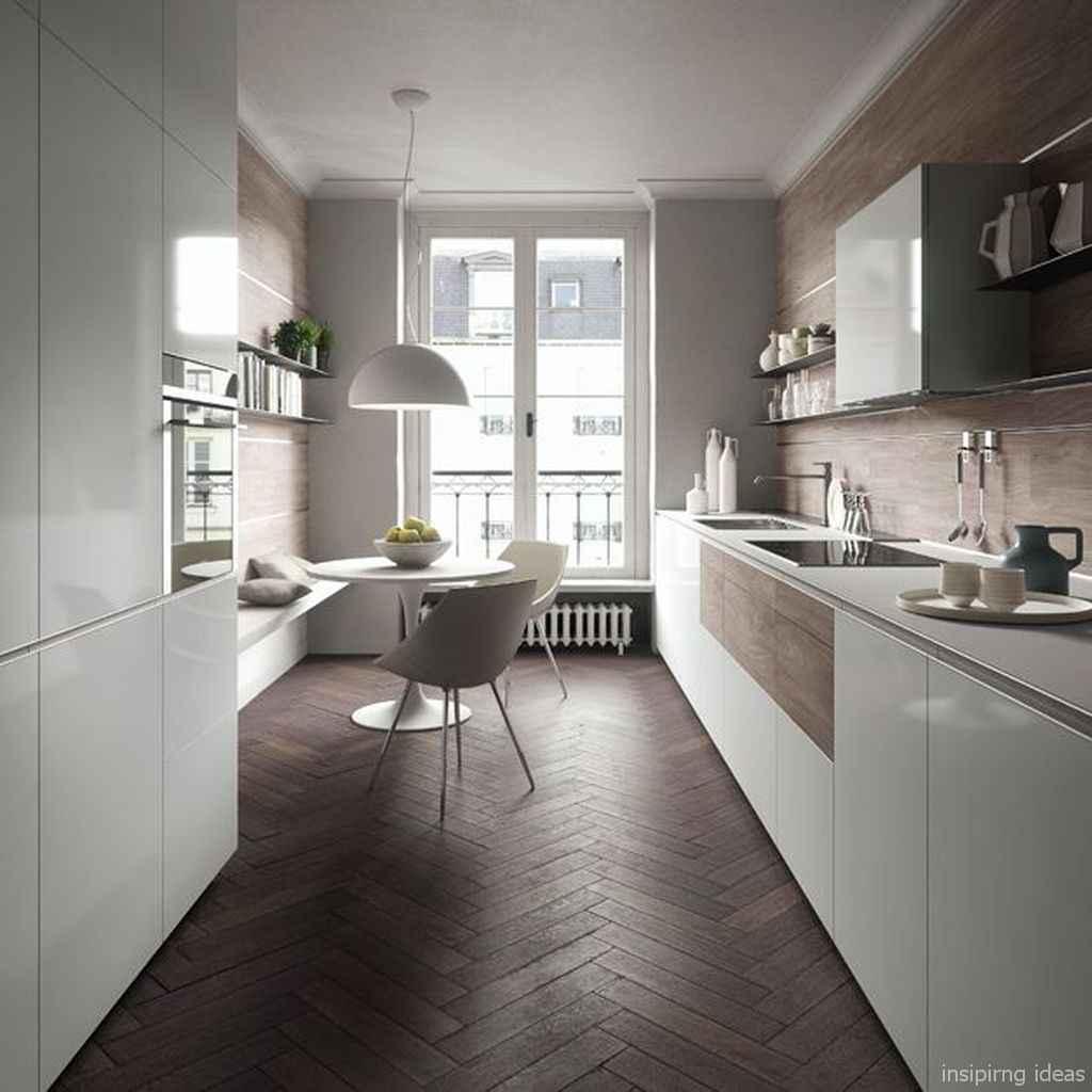 29 Small Modern Kitchen Design Ideas