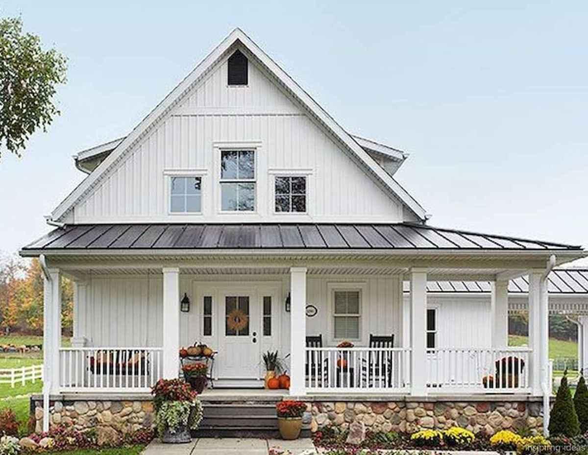 33 Modern Small Farmhouse Exterior Design Ideas