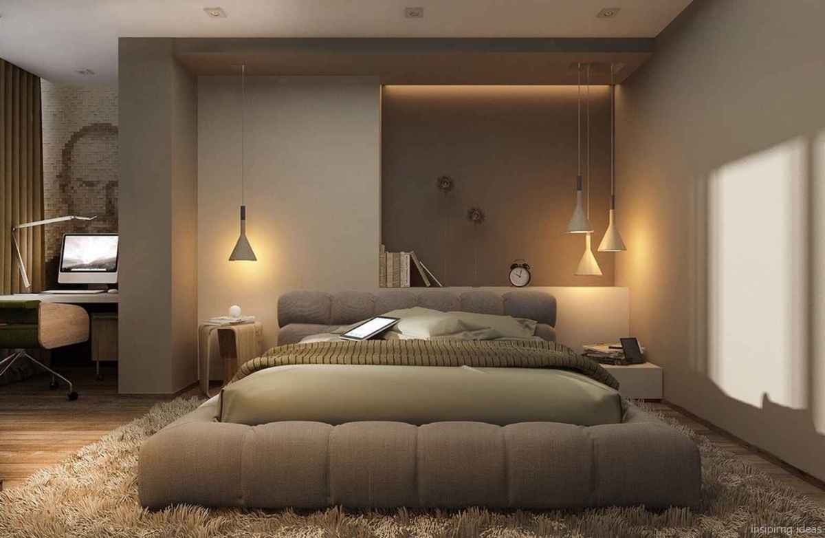 34 Simple Bedroom Design Ideas for Small Space