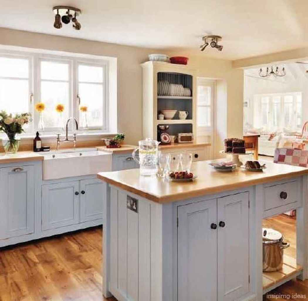 37 Modern Farmhouse Kitchen Remodel Ideas