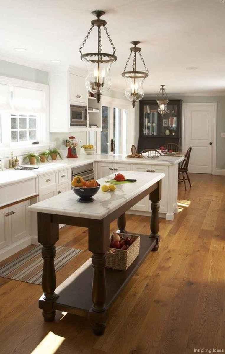 38 Modern Farmhouse Kitchen Remodel Ideas