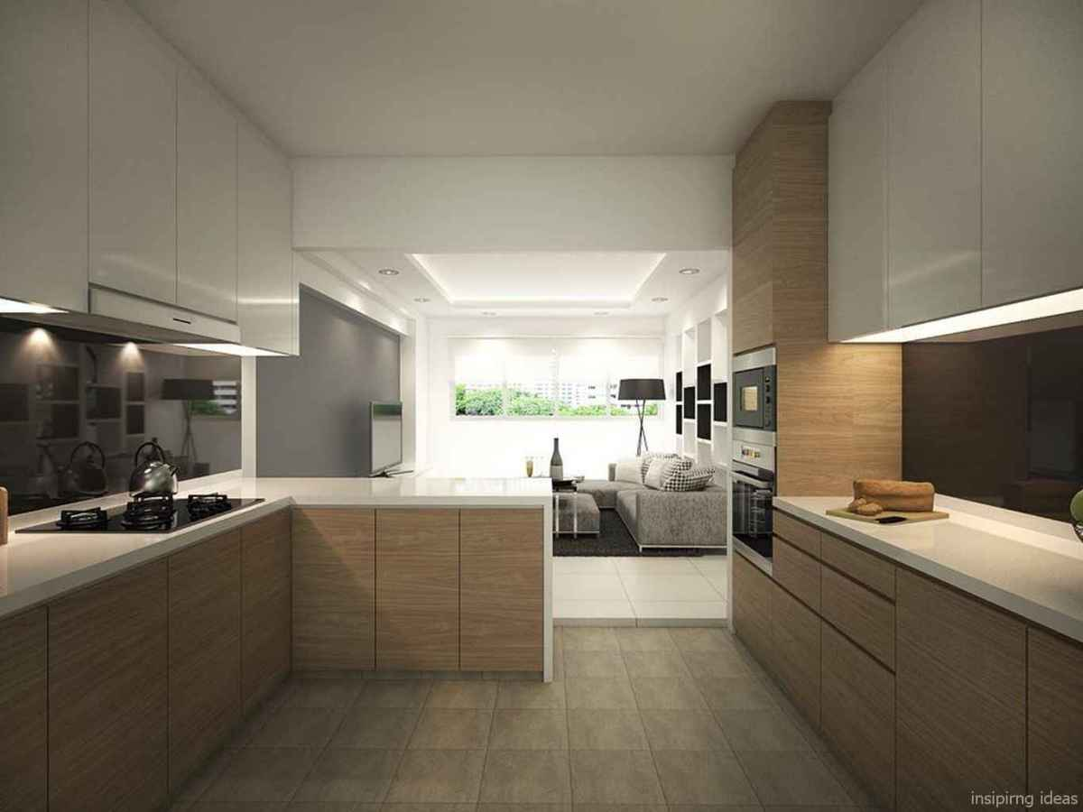 41 Small Modern Kitchen Design Ideas