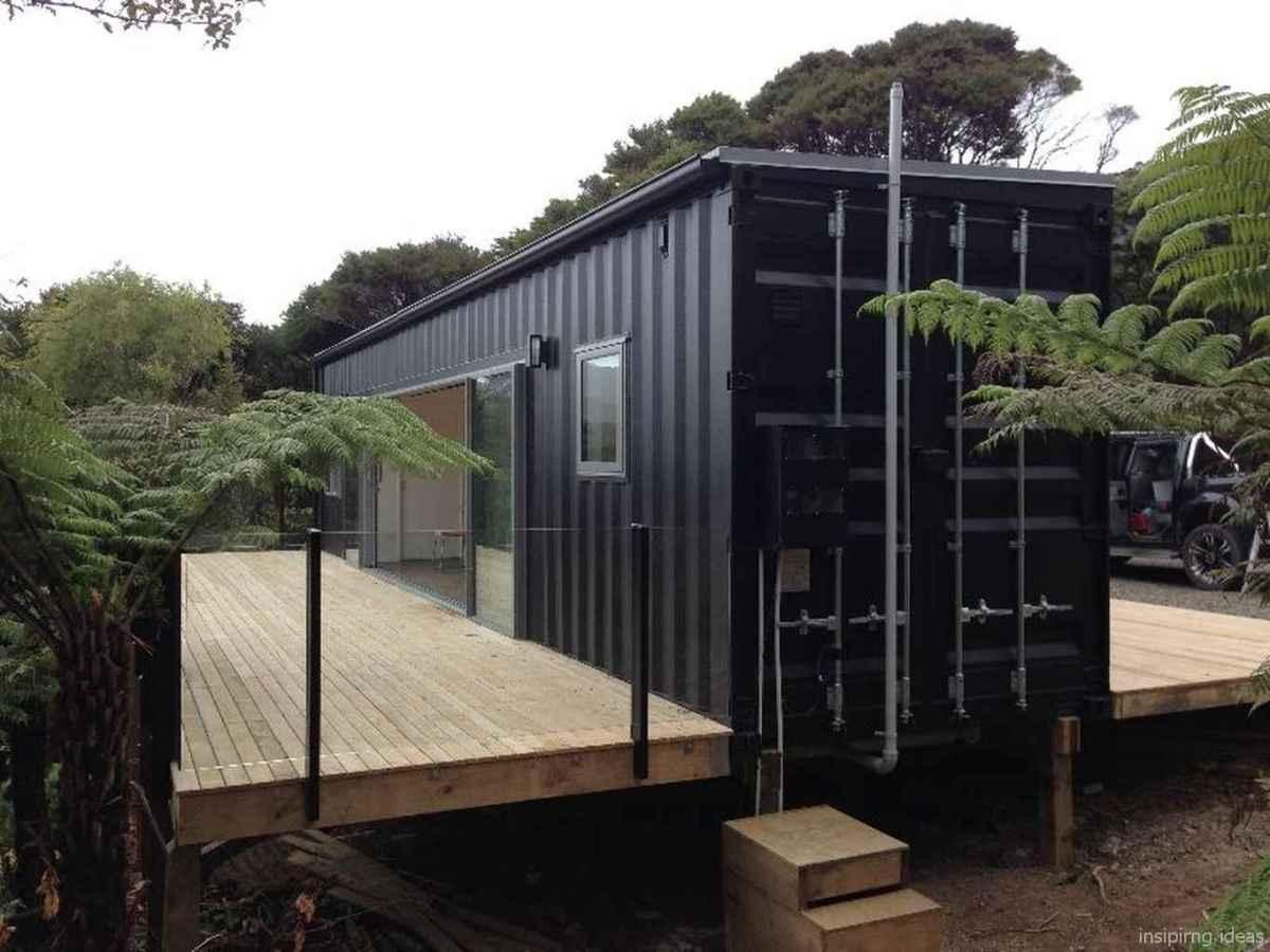 43 Genius Container House Design Ideas