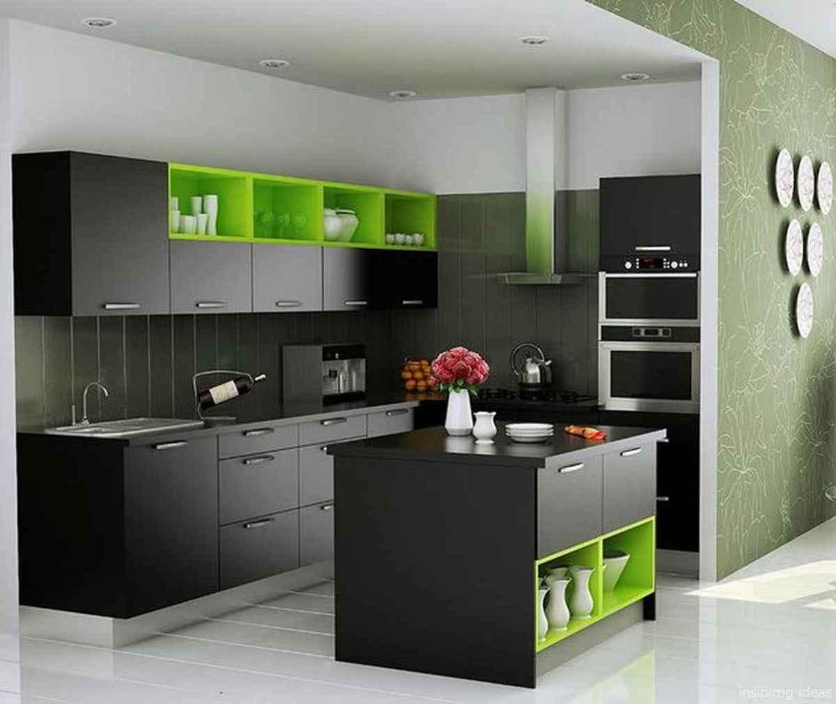 43 Small Modern Kitchen Design Ideas