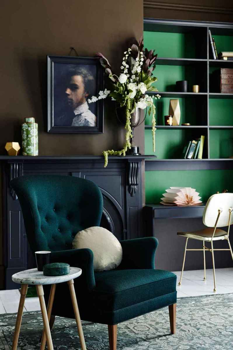 46 Modern Living Room Color Schemes Decor Ideas
