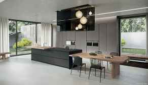 47 Fabulous Modern Kitchen Island Ideas