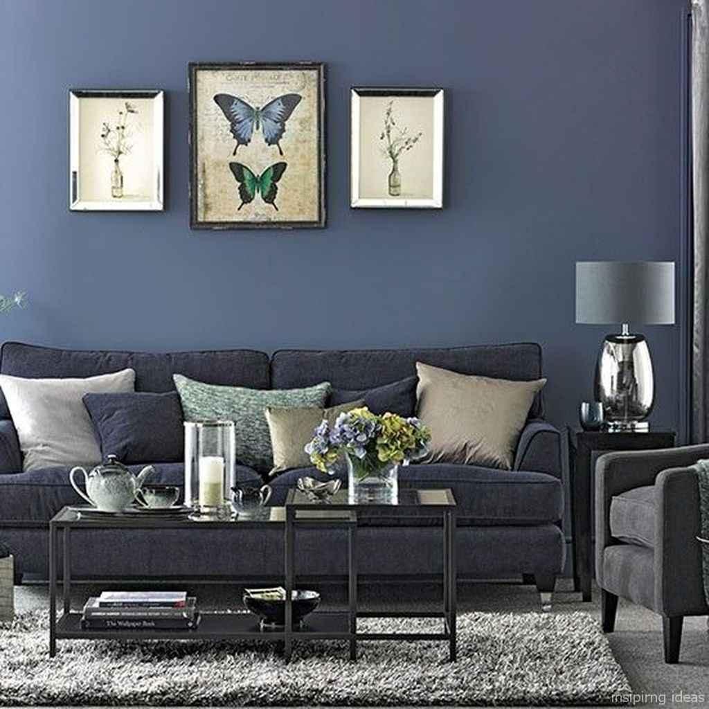 47 Modern Living Room Color Schemes Decor Ideas