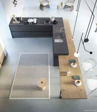 49 Fabulous Modern Kitchen Island Ideas