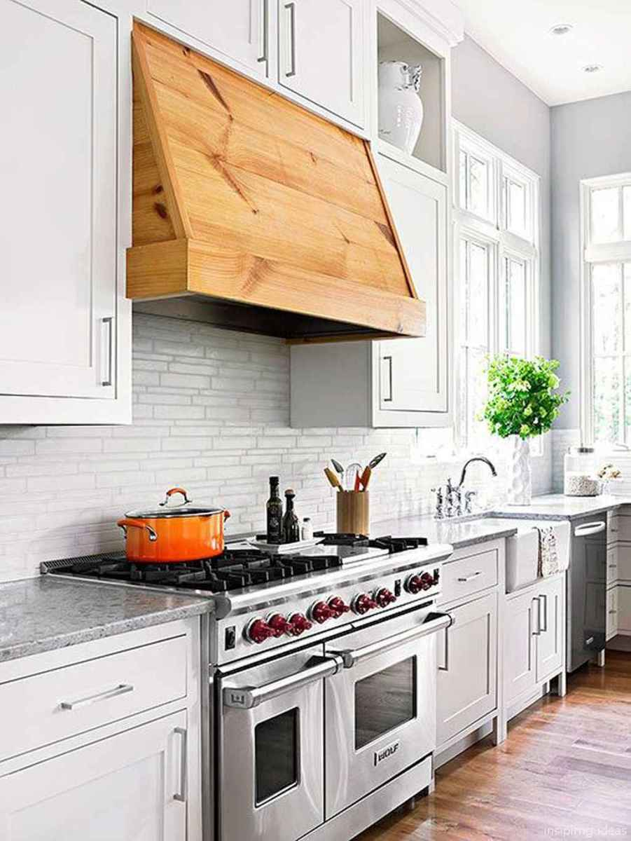 50 Modern Farmhouse Kitchen Remodel Ideas
