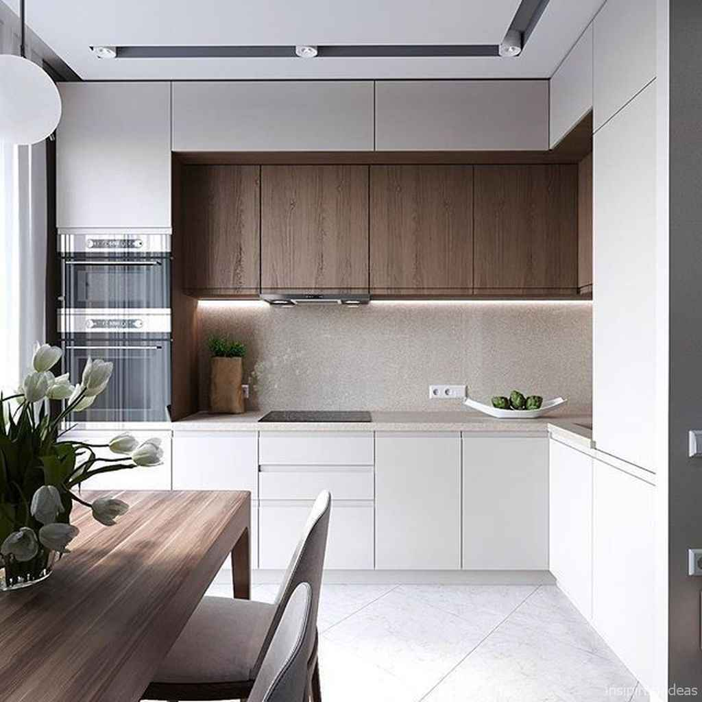 50 Small Modern Kitchen Design Ideas