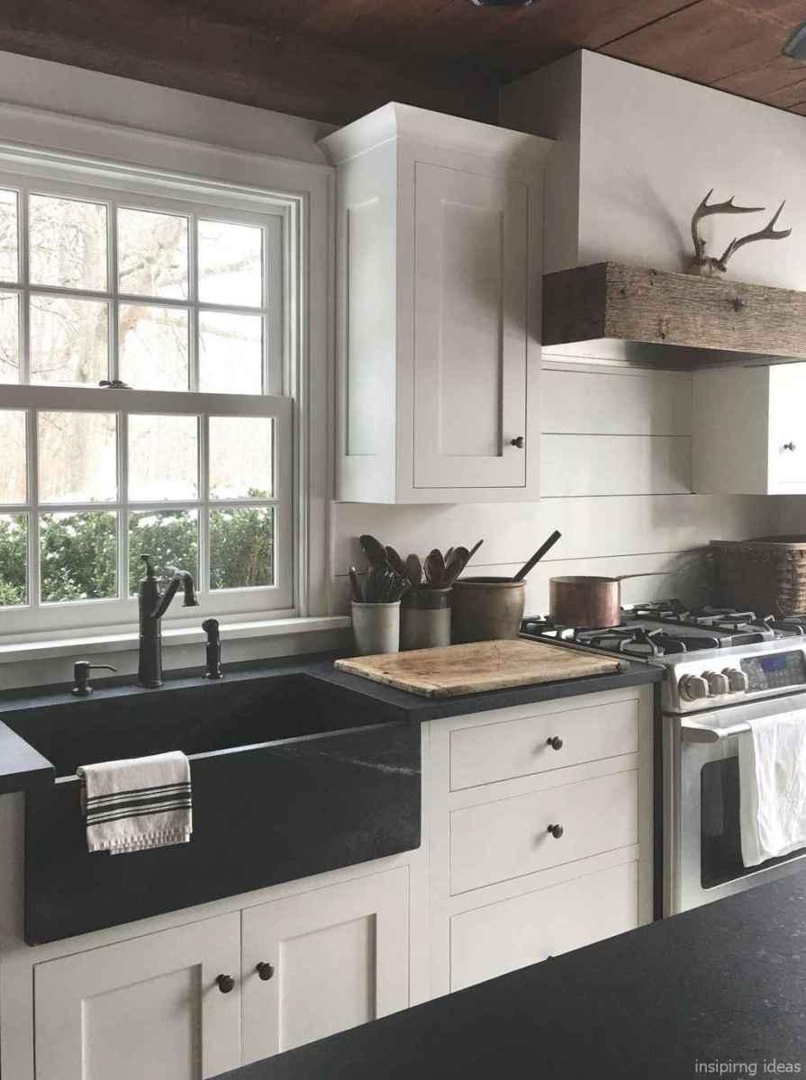 53 Modern Farmhouse Kitchen Remodel Ideas