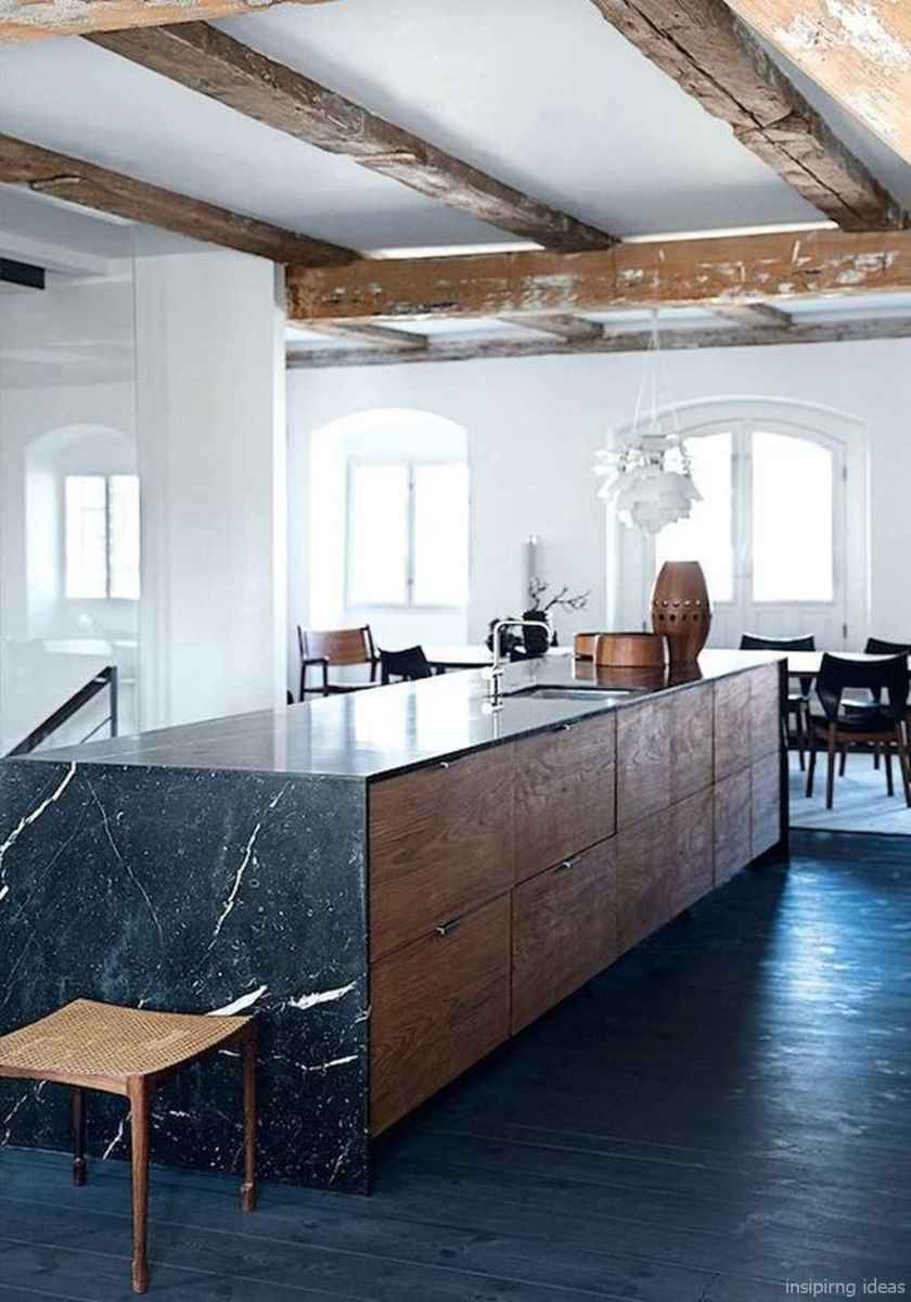 54 Fabulous Modern Kitchen Island Ideas