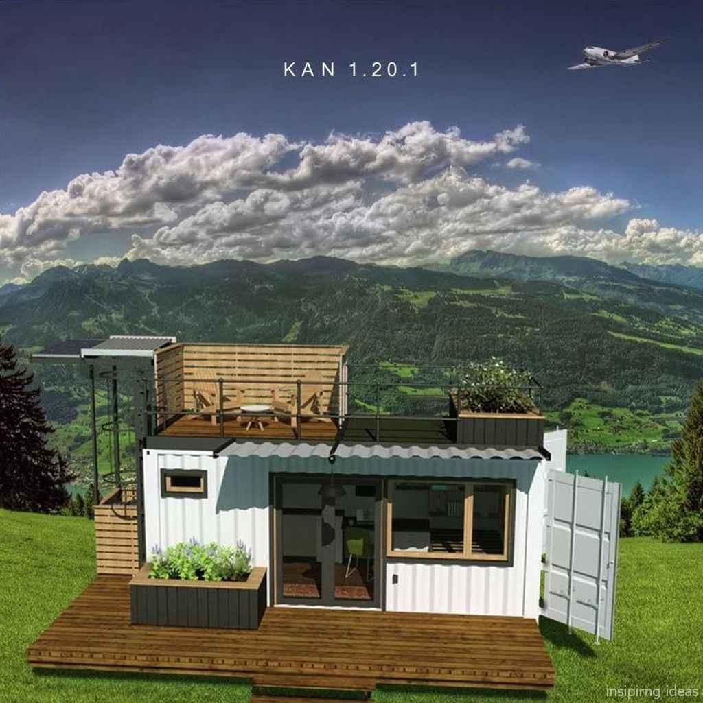 57 Genius Container House Design Ideas