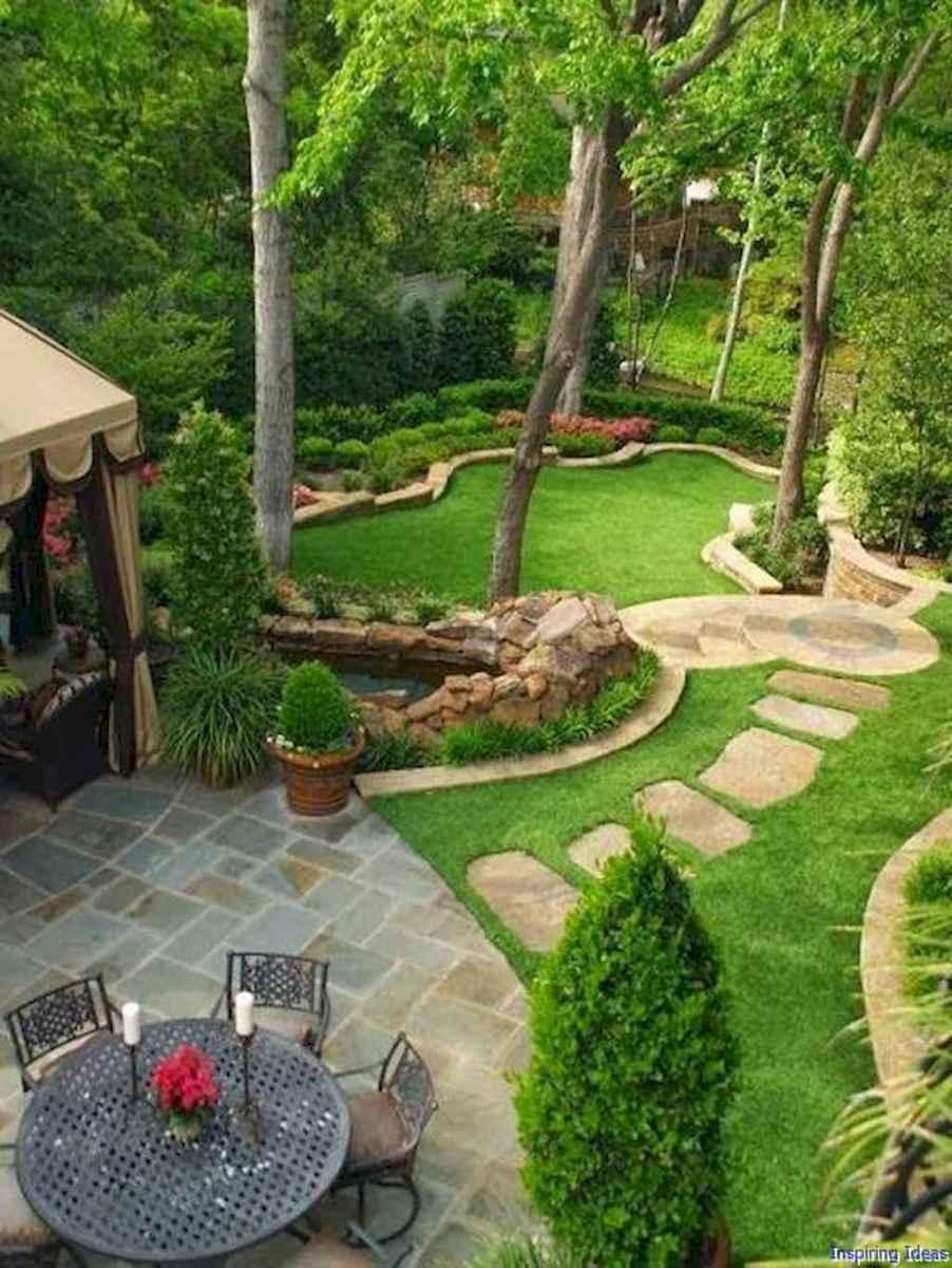 60 Inspiring Garden Landscaping Design Ideas