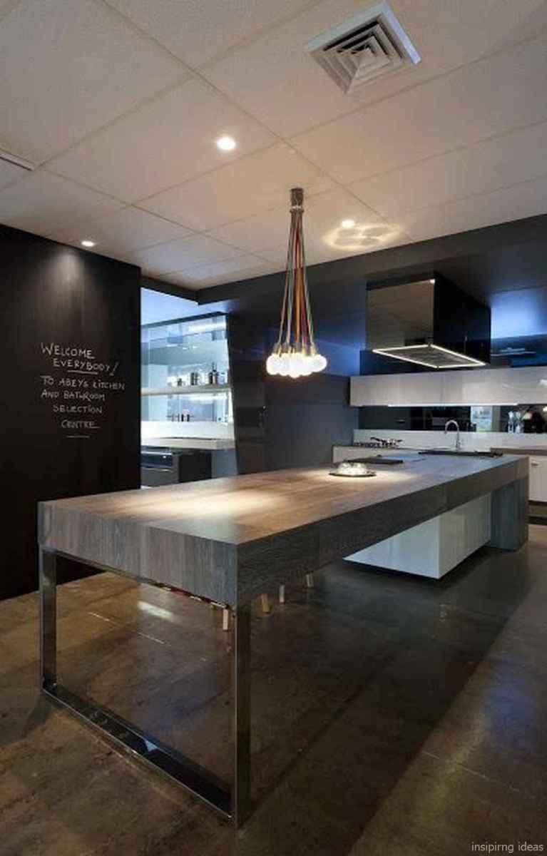 62 Fabulous Modern Kitchen Island Ideas