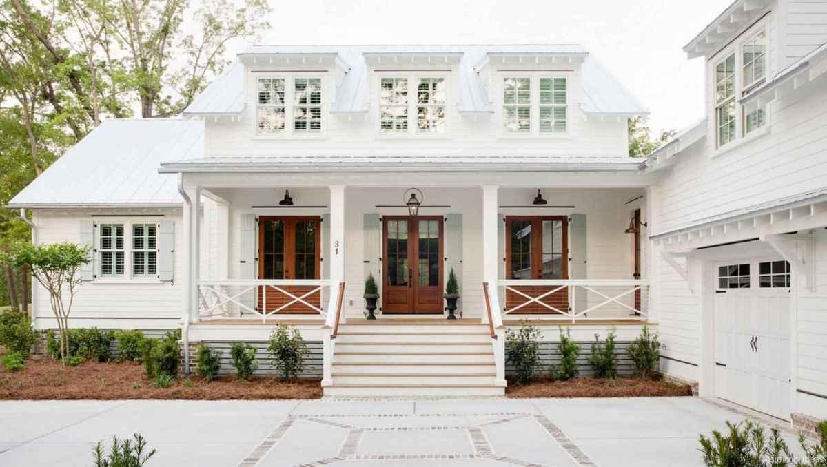 63 Modern Small Farmhouse Exterior Design Ideas