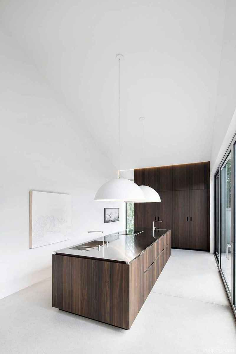 64 Fabulous Modern Kitchen Island Ideas