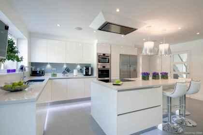 91 Fabulous Modern Kitchen Island Ideas
