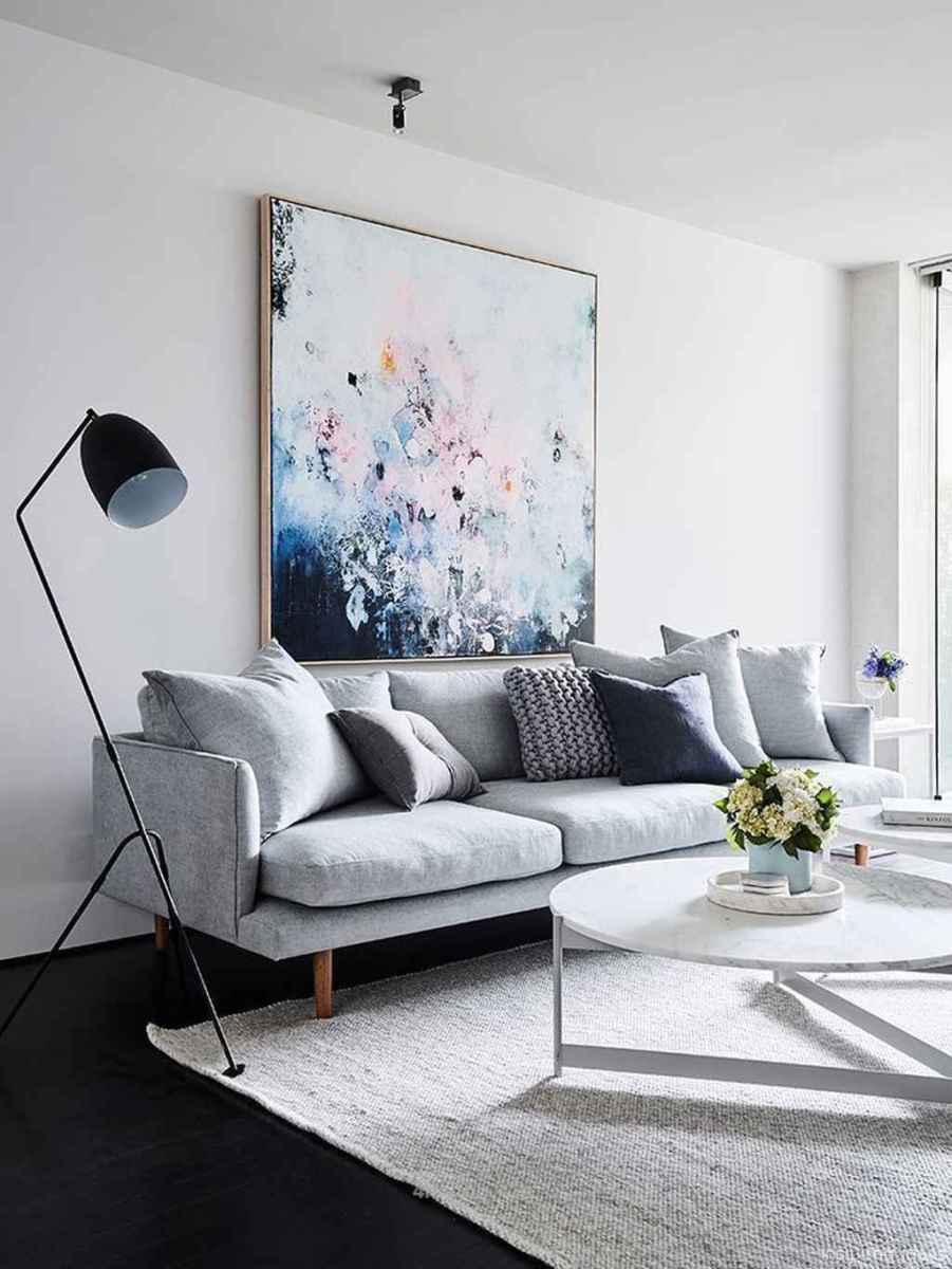 06 Fabulous Modern Gray Living Room Decor Ideas