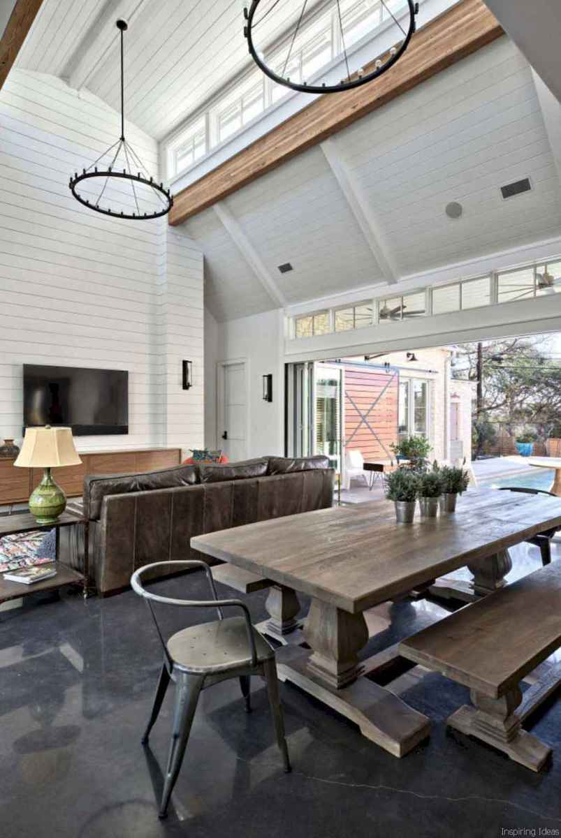 11 Beautiful Modern Farmhouse Dining Room Decor Ideas