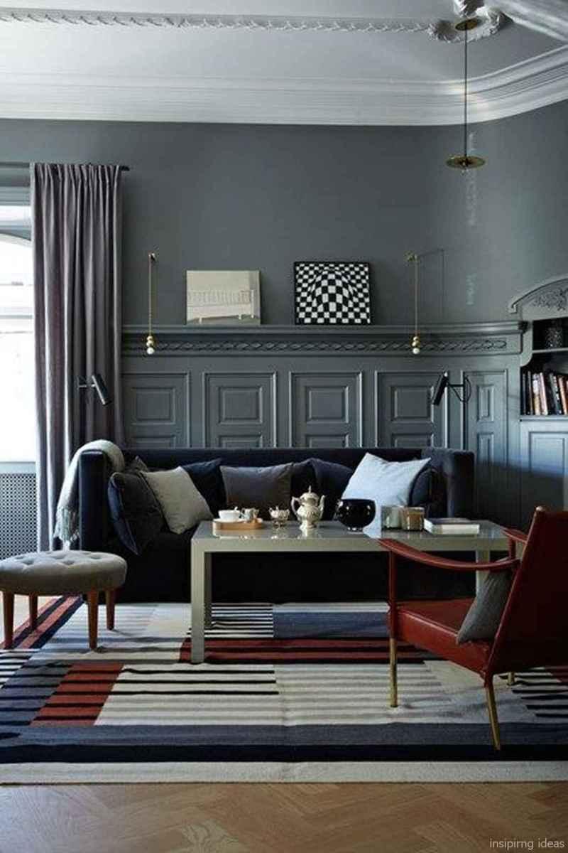 15 Fabulous Modern Gray Living Room Decor Ideas