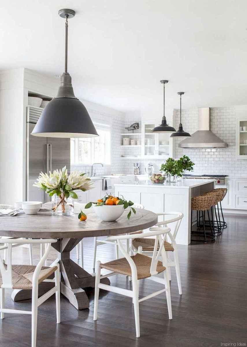 17 Beautiful Modern Farmhouse Dining Room Decor Ideas