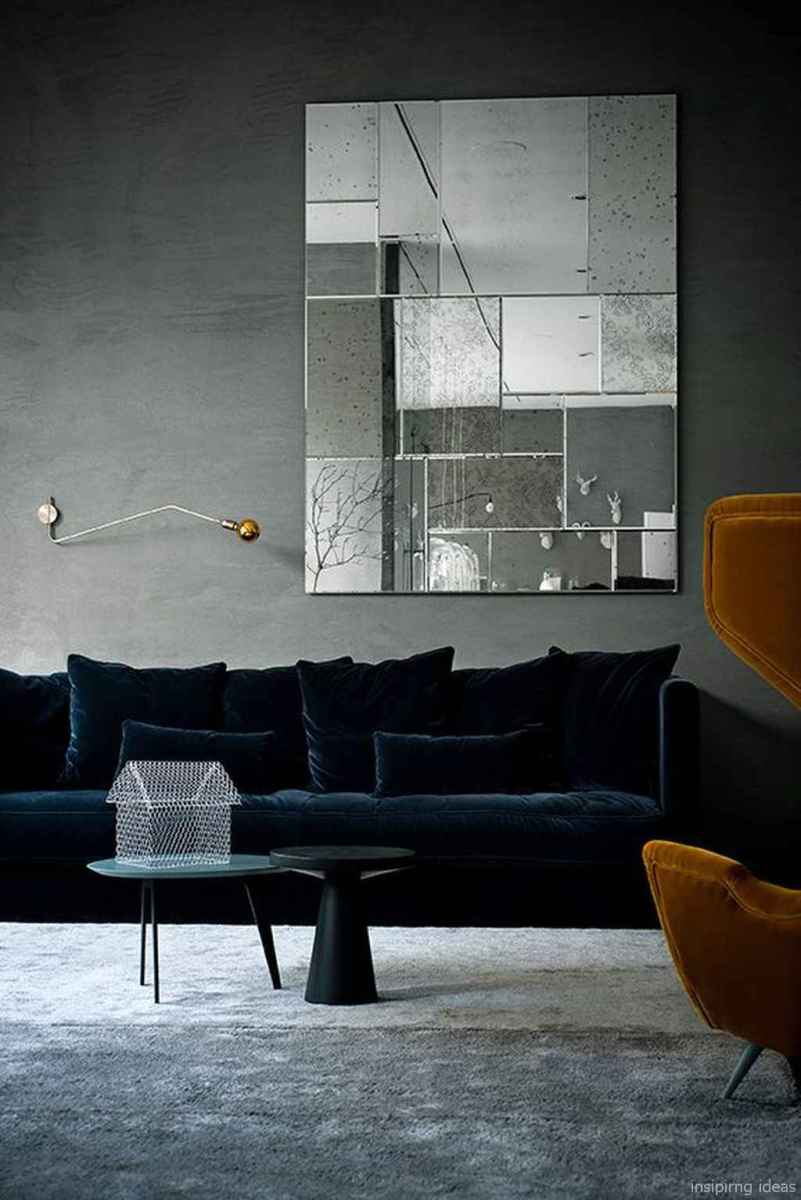 27 Fabulous Modern Gray Living Room Decor Ideas