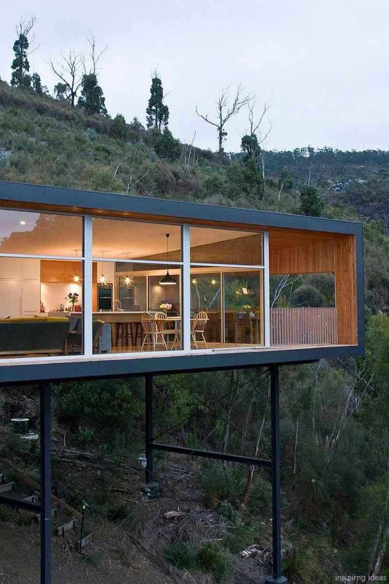 29 Unique Container House Interior Design Ideas