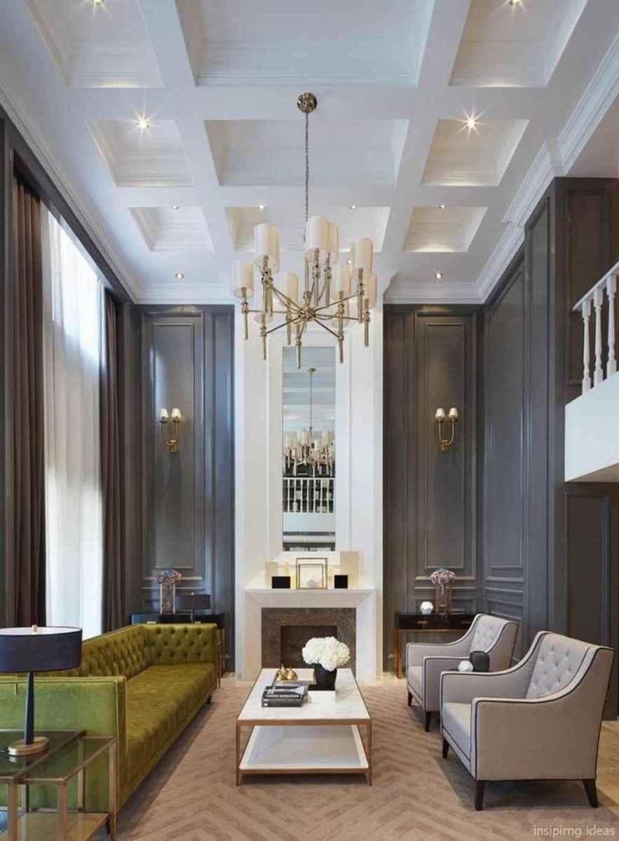 30 Fabulous Modern Gray Living Room Decor Ideas
