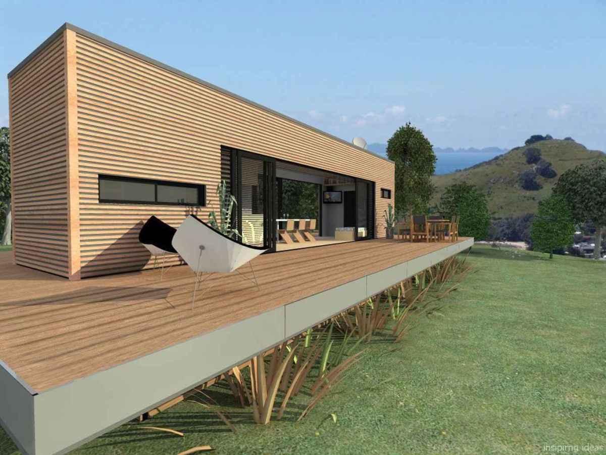 30 Unique Container House Interior Design Ideas