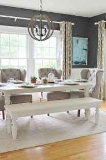 31 Beautiful Modern Farmhouse Dining Room Decor Ideas