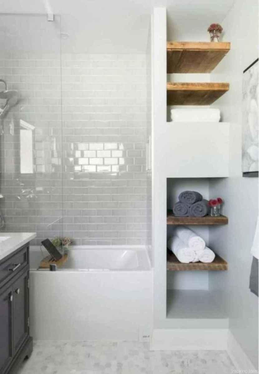 32 Genius Small Bathroom Makeover Ideas