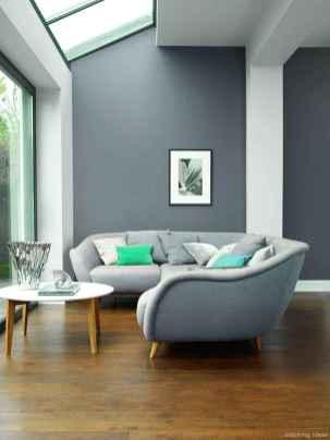 55+ Fabulous Modern Gray Living Room Decor Ideas - Lovelyving