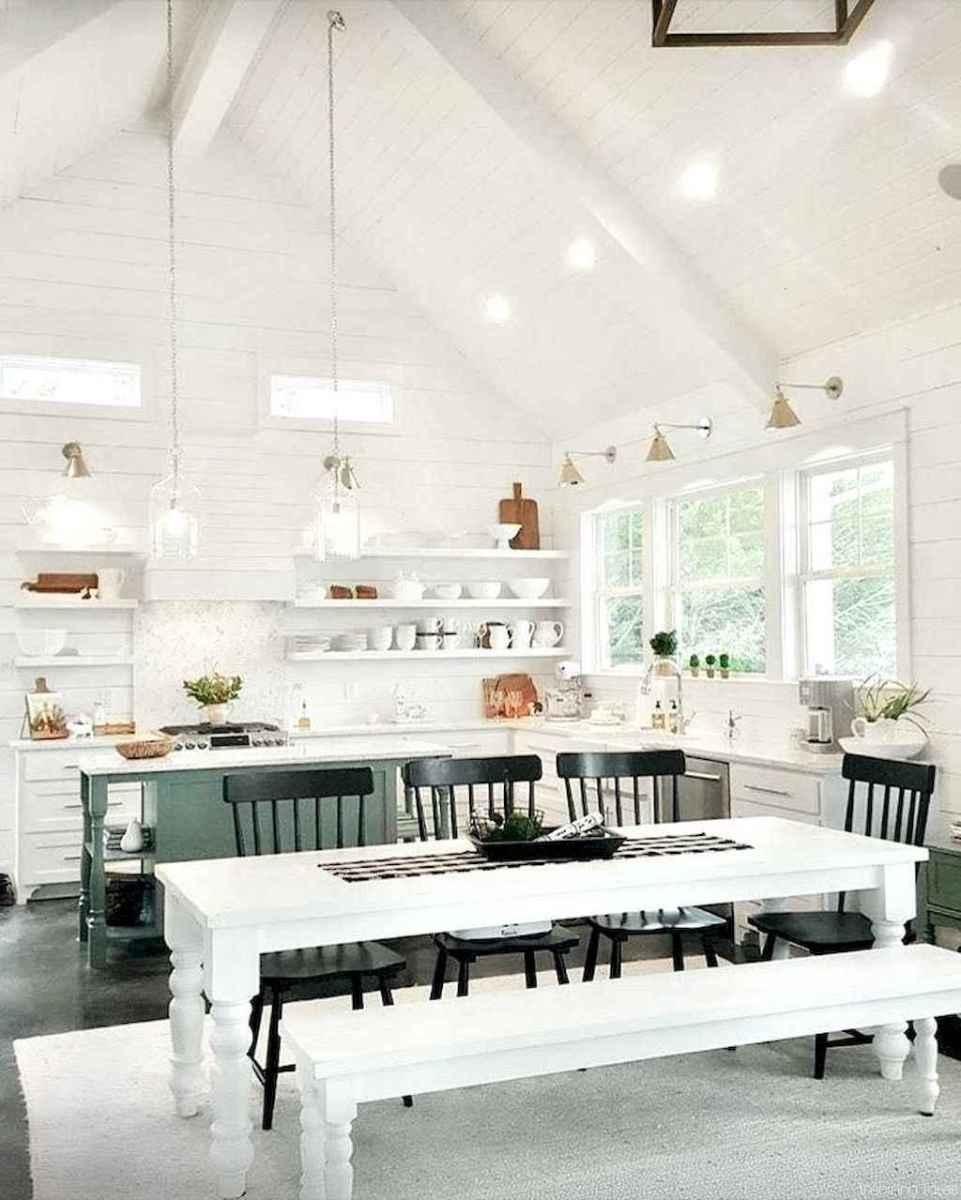 38 Beautiful Modern Farmhouse Dining Room Decor Ideas