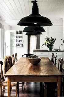 45 Beautiful Modern Farmhouse Dining Room Decor Ideas