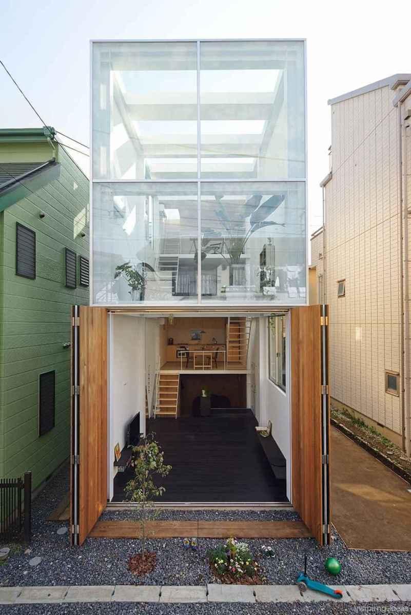 48 Unique Container House Interior Design Ideas