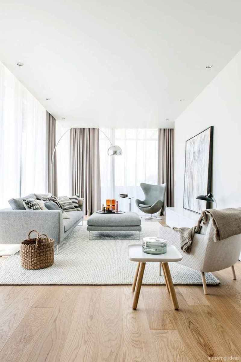 49 Fabulous Modern Gray Living Room Decor Ideas