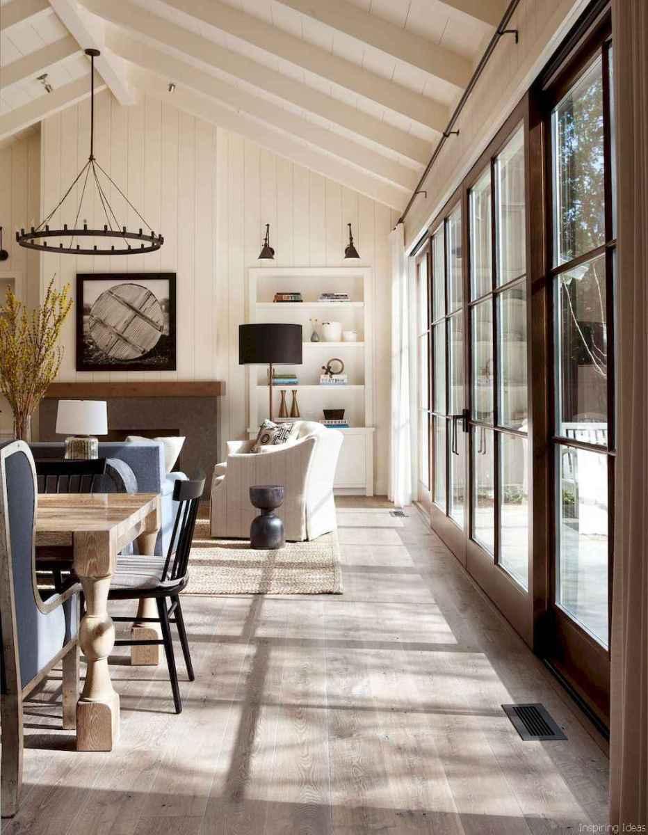 52 Beautiful Modern Farmhouse Dining Room Decor Ideas
