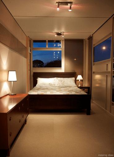 61 Unique Container House Interior Design Ideas