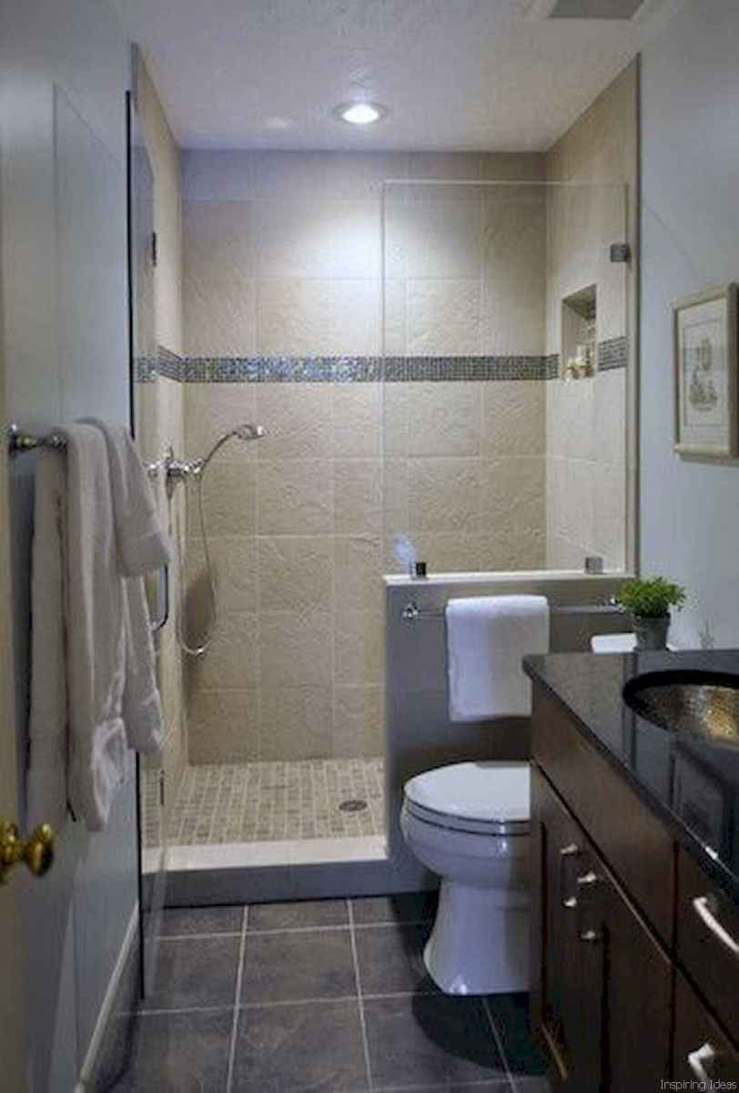 63 Genius Small Bathroom Makeover Ideas