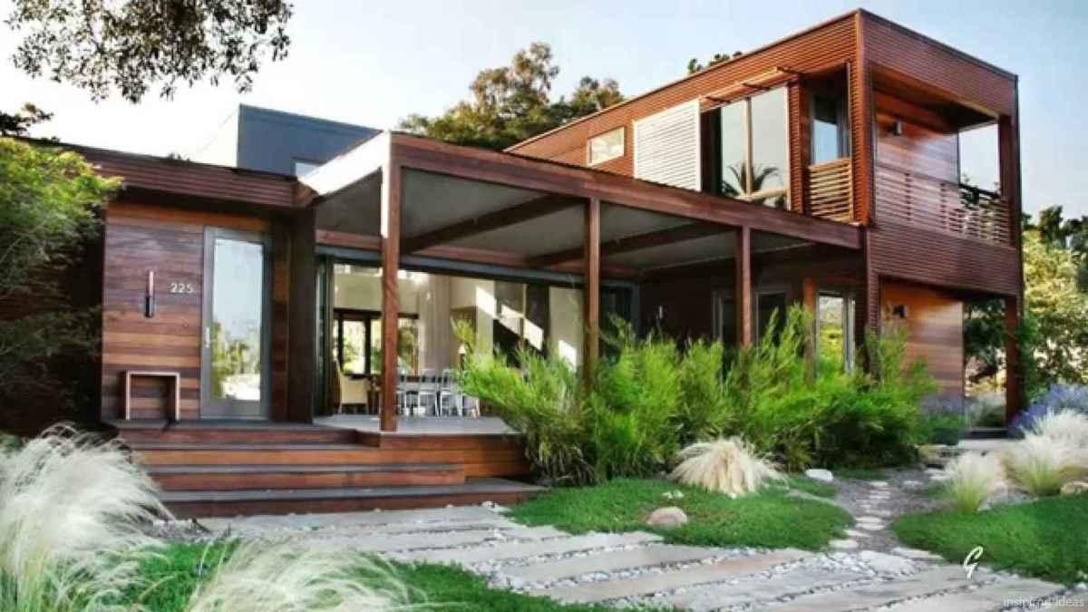 65 Unique Container House Interior Design Ideas
