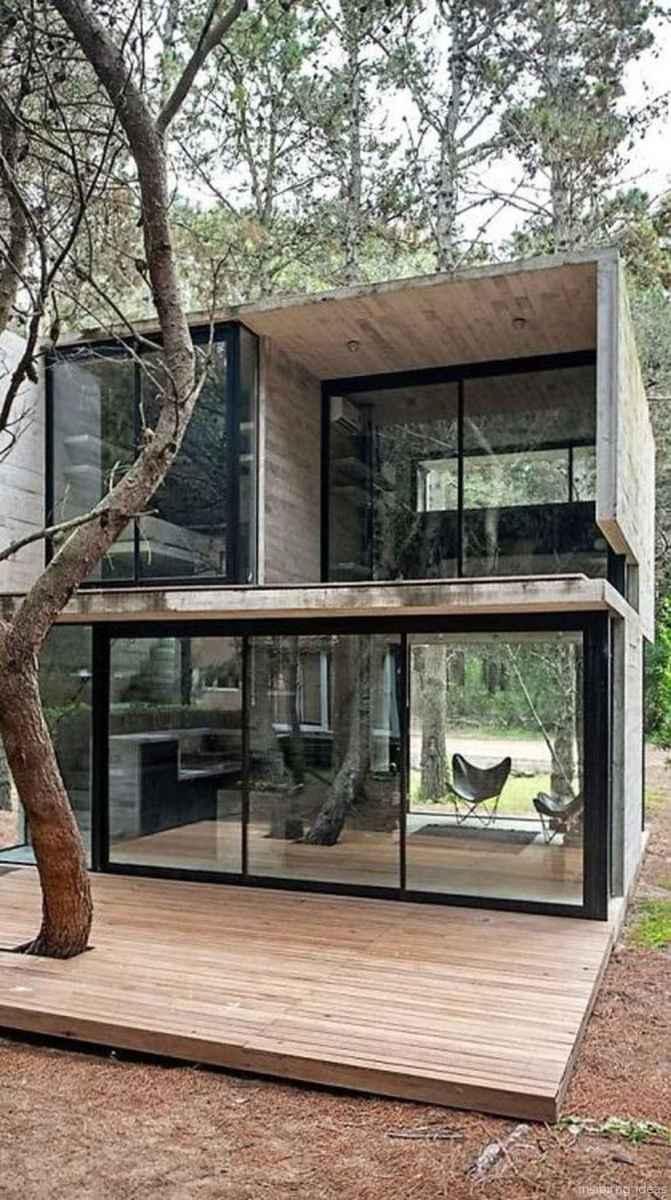 74 Unique Container House Interior Design Ideas