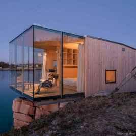 79 Unique Container House Interior Design Ideas