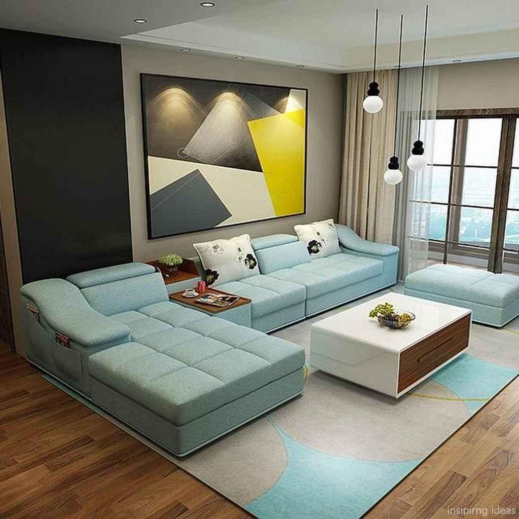 85 Modern Living Room Decor Ideas 03