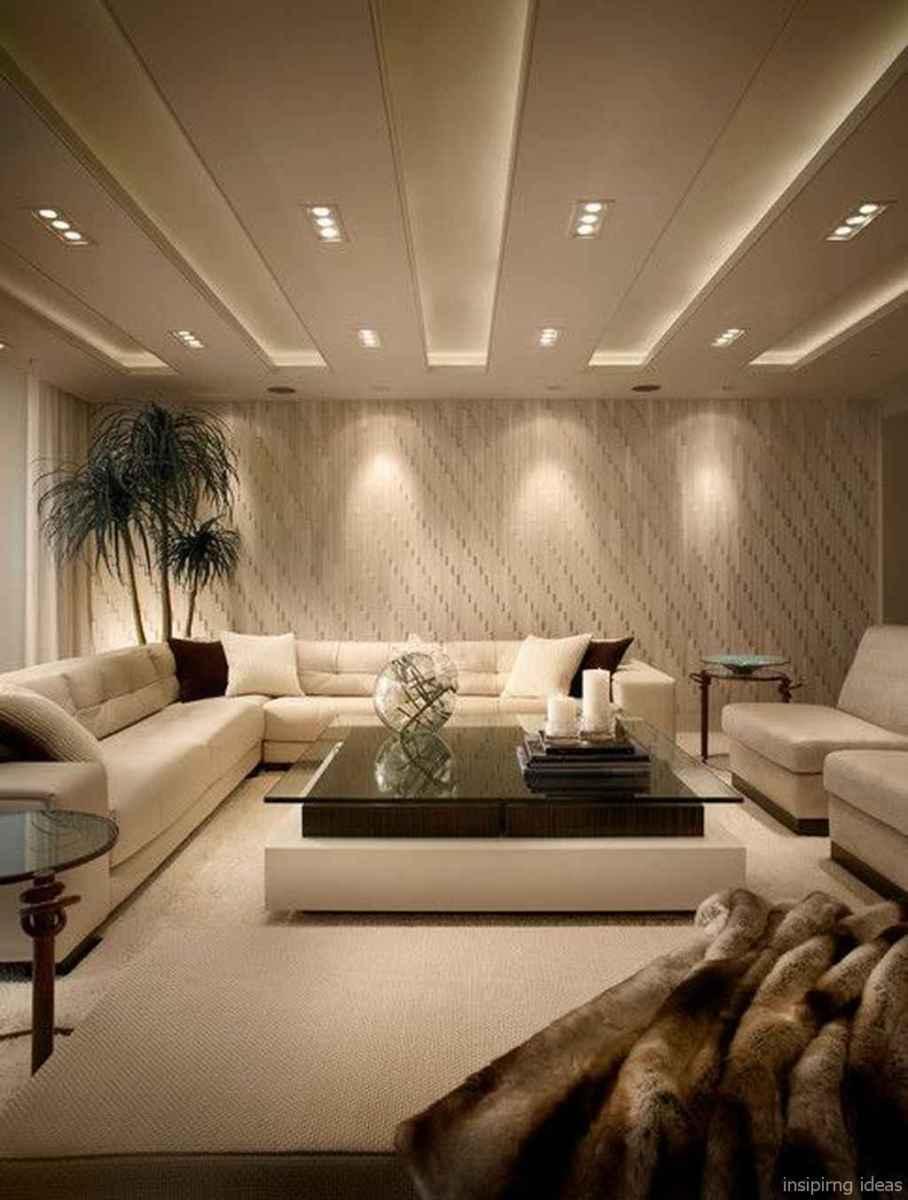 85 Modern Living Room Decor Ideas 08